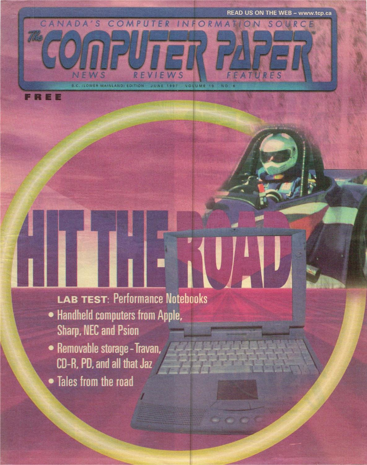 1997 06 The Computer Paper BC Edition By The Computer Paper Issuu