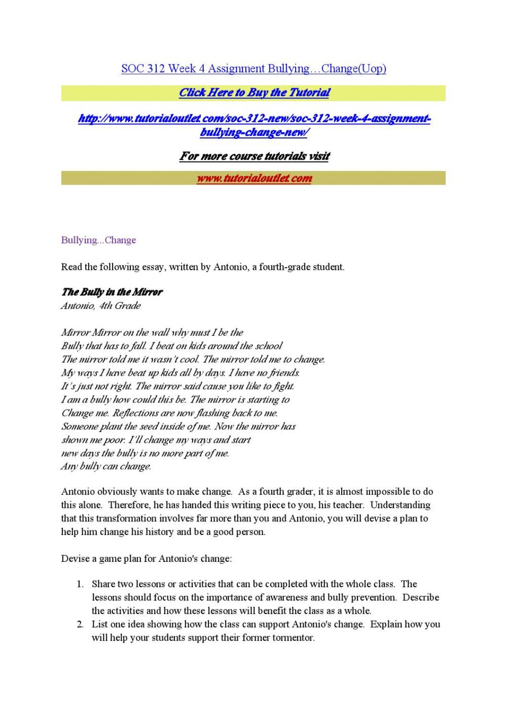 medium resolution of Bullying Activities For 4th Graders - bullying