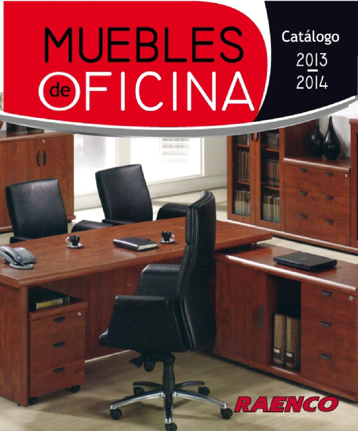 Muebles Salteras Catalogo Catálogo Raenco Oficina By Interiores And Estilo Issuu