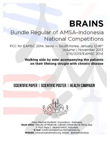 Brains Vol 1 By AMSA Indonesia Issuu