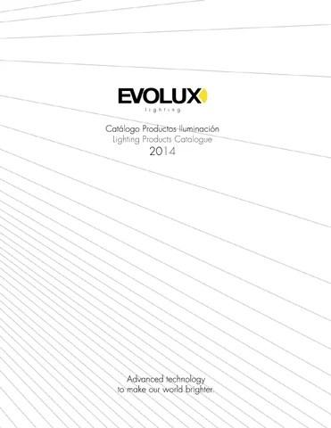Catálogo EVOLUX Iluminación 2014 (SPANISH) by Giovanni
