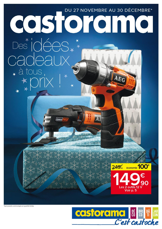 catalogue castorama 27 11 30 12 2013