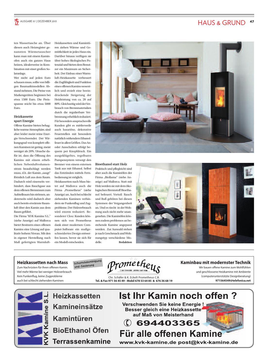 Die Inselzeitung Dezember 2013 By Die Inselzeitung Mallorca Online
