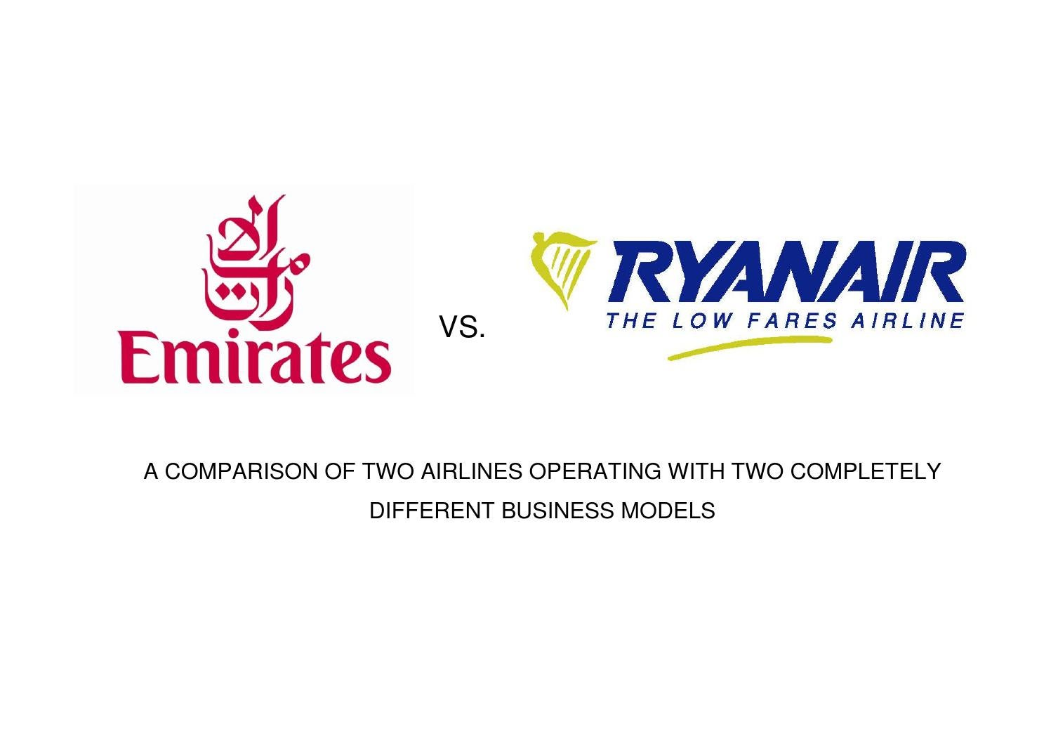 executive chairman vs fishing chair minecraft emirates vs. ryanair by arthur funk - issuu