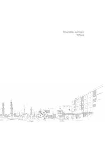 francesco tonnarelli, graduate architecture portfolio by