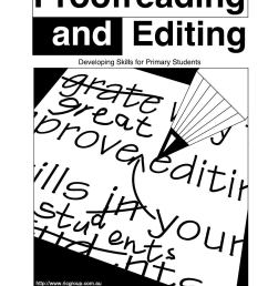 Proofreading and Editing: Ages 9-12 by Teacher Superstore - issuu [ 1497 x 1058 Pixel ]