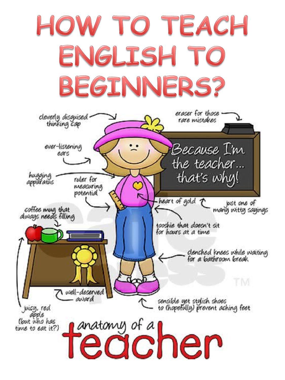 How To Teach English To Beginners By Laura De La Garza  Issuu
