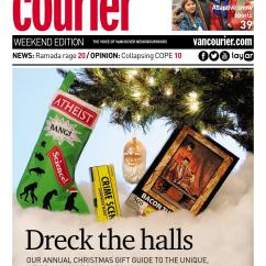 Dan Howell Sofa Crease Goetz Vancouver Courier December 13 2013 By