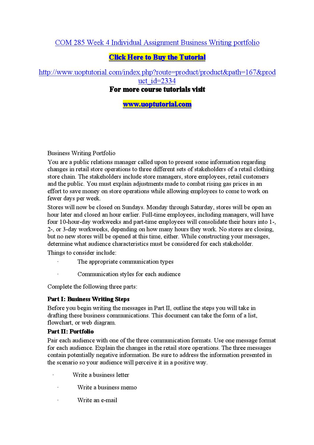 hight resolution of com 285 week 4 individual assignment the appropriate communication types by nagahsa2718 issuu