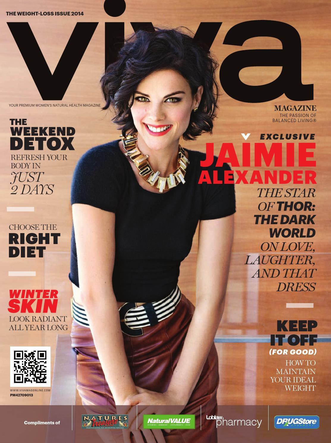 Viva Magazine  WeightLoss  2014 by Rive Gauche Media