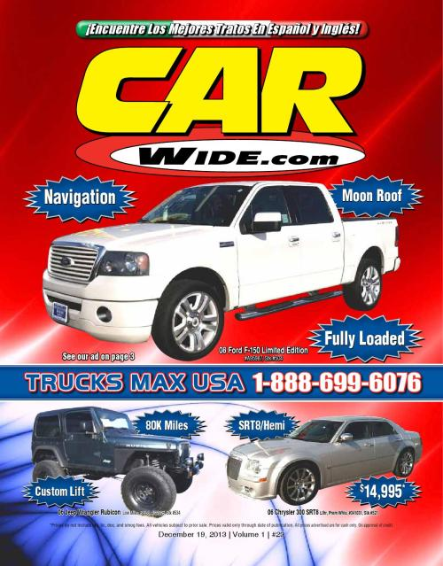 small resolution of carwide com december 19 2013 volume 1