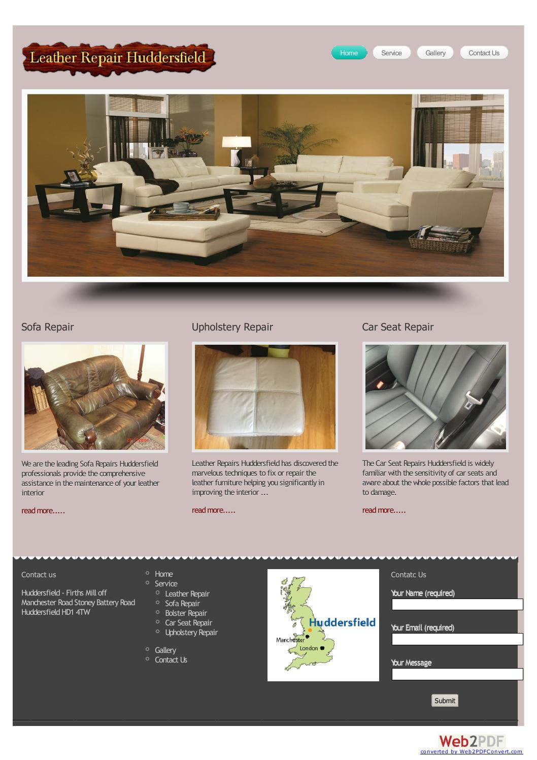 repair sofa cushion shah alam curved semi circle leather repairs huddersfield by sam issuu