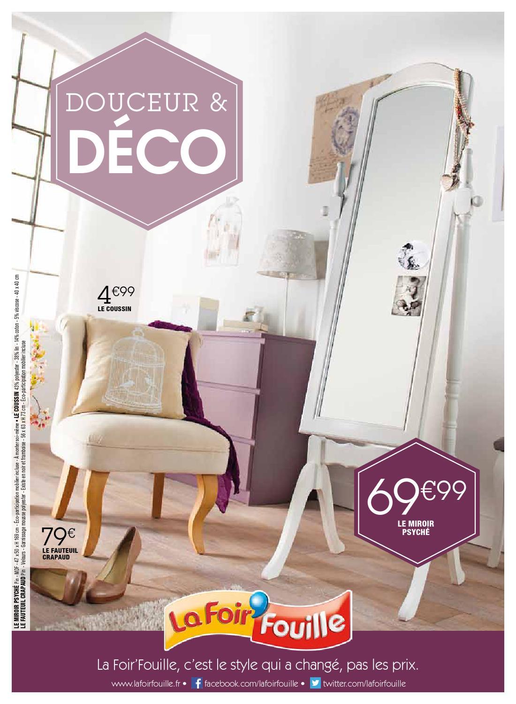 catalogue la foirfouille. Black Bedroom Furniture Sets. Home Design Ideas