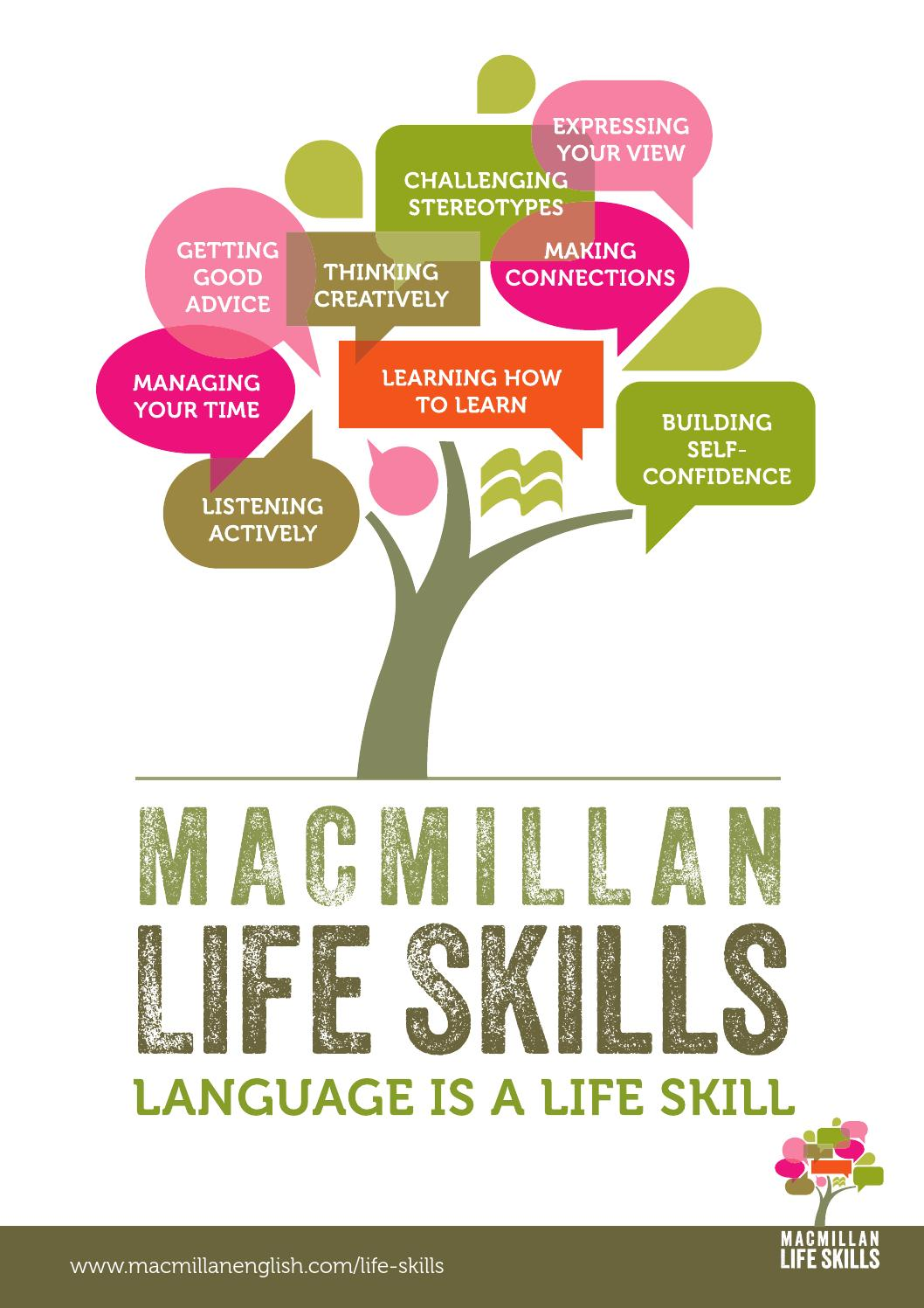 Macmillan Life Skills Handbook by Macmillan Education  Issuu