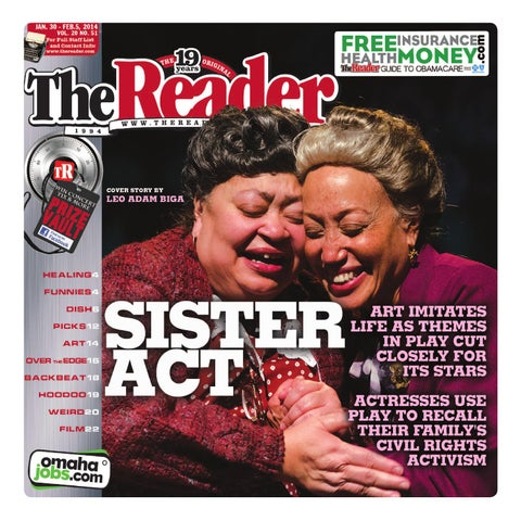 The Reader Jan. 30 - Feb. 5, 2014