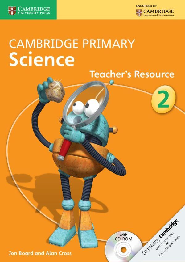 Cambridge Primary Science Teacher' Resource Book 2 With
