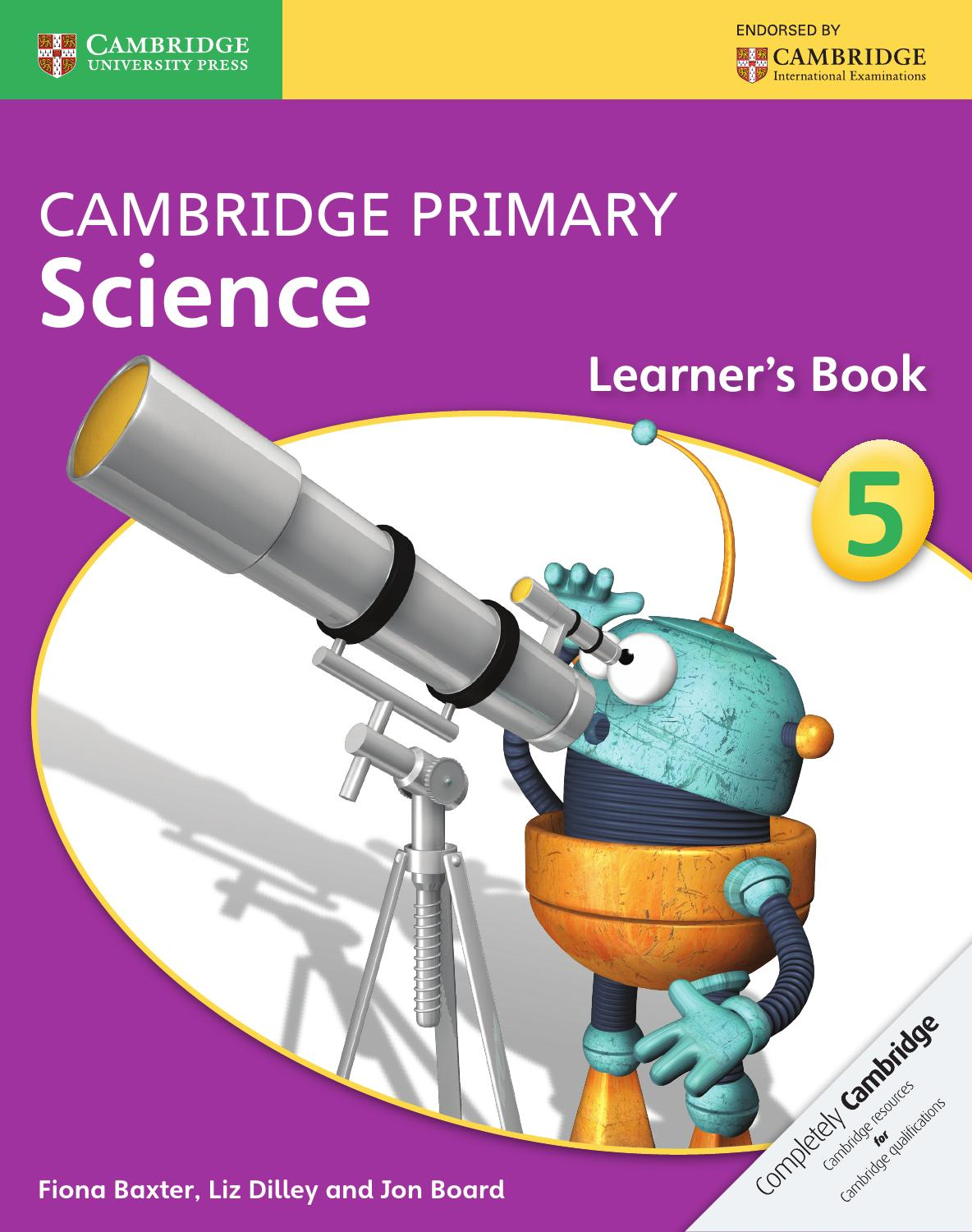 hight resolution of Cambridge Primary Science Learner's Book 5 by Cambridge University Press  Education - issuu