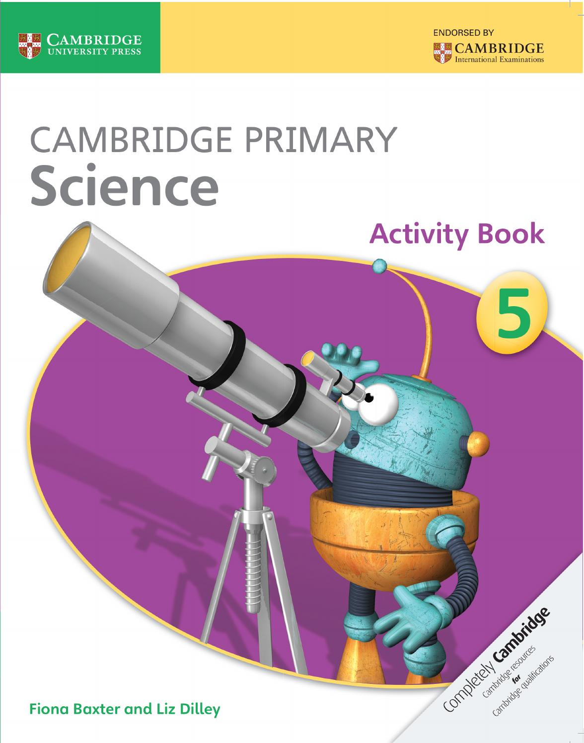 hight resolution of Cambridge Primary Science Activity Book 5 by Cambridge University Press  Education - issuu