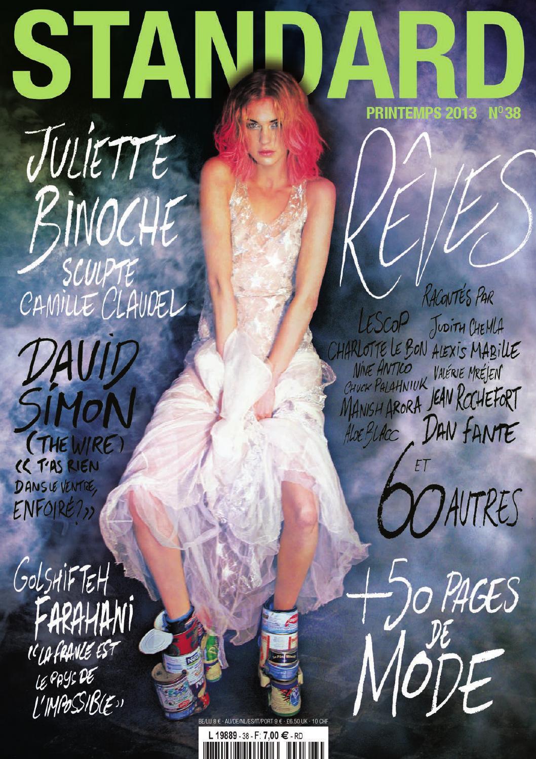 A Retenu Ulysse Bien Avant Belafonte : retenu, ulysse, avant, belafonte, Standard, N°38, STANDARD, Issuu