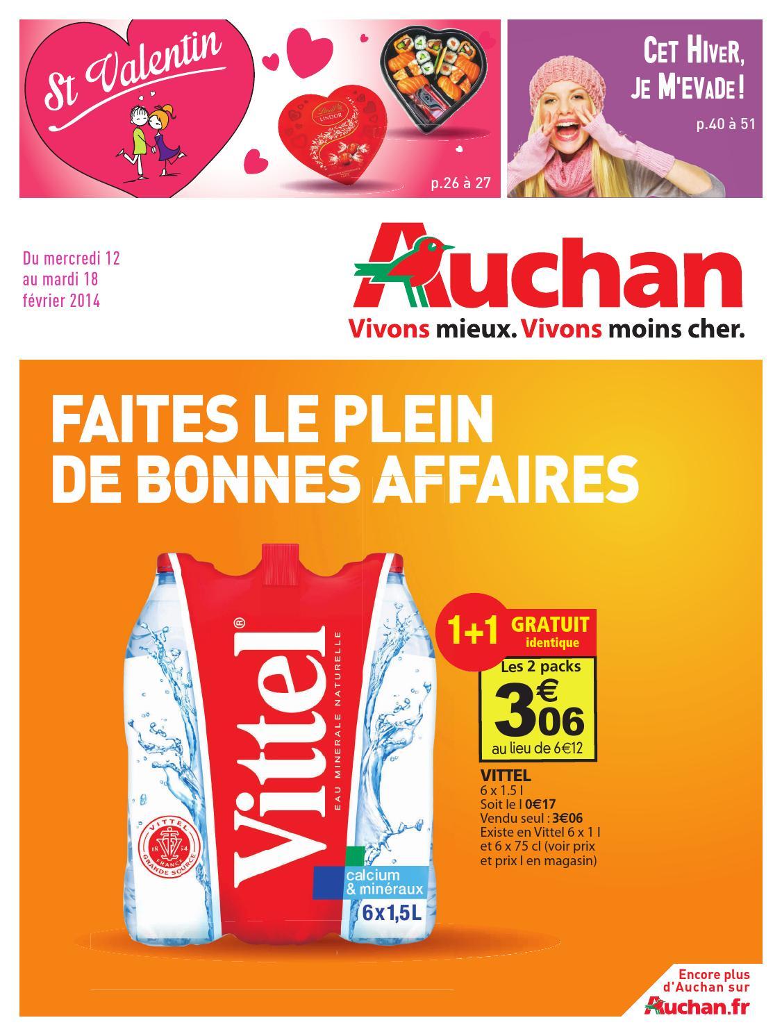 Catalogue Auchan 12 18 02 2014 By Joe Monroe Issuu
