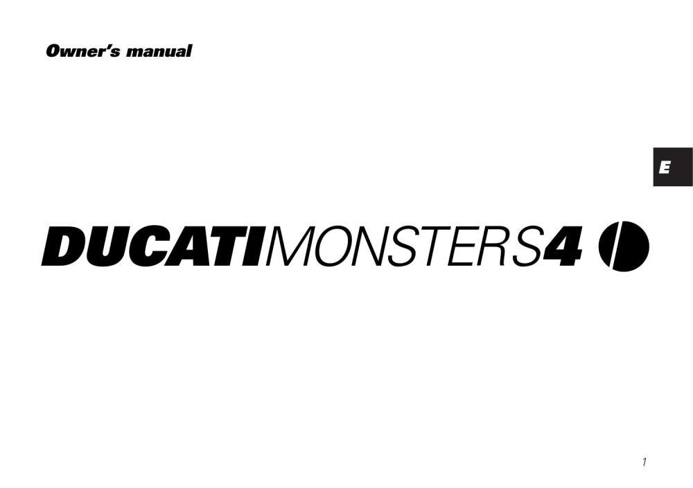 medium resolution of ducati monster 900 wiring diagram