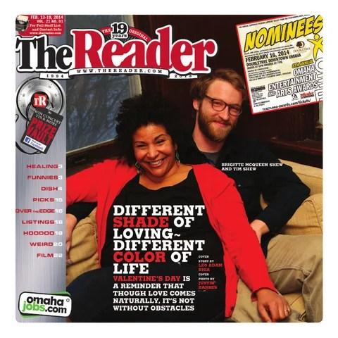 The Reader Feb. 13-19, 2014