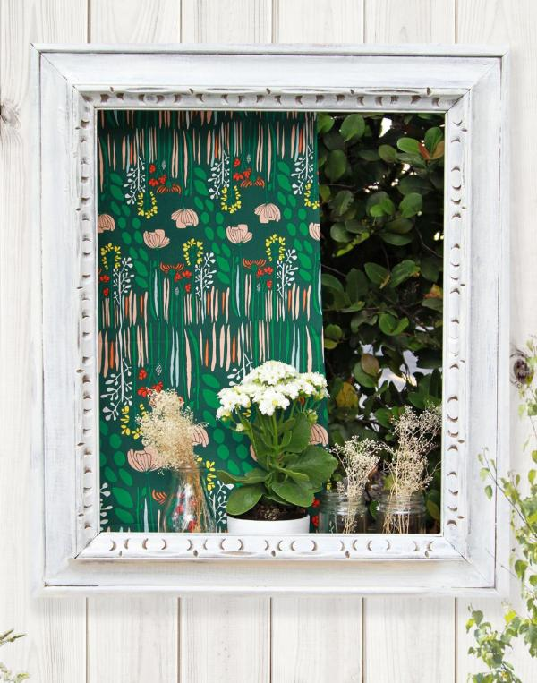 Meadow Fabric Collection Leah Duncan Art
