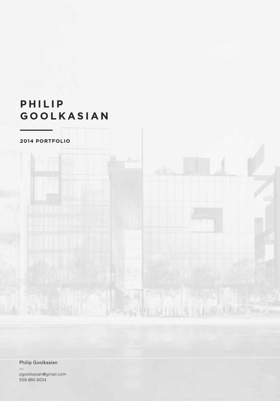 hight resolution of philip goolkasian 2014 architecture portfolio by philip goolkasian issuu