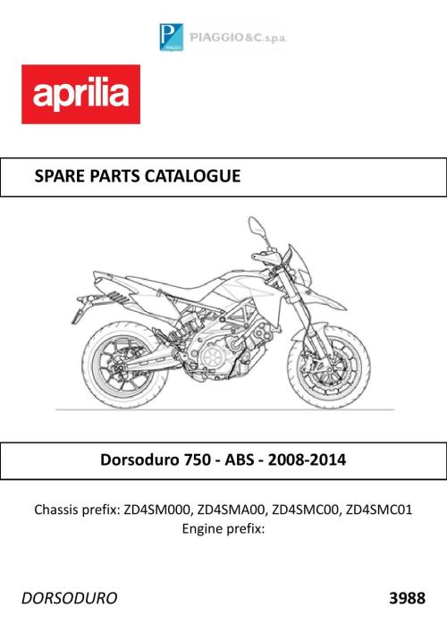 small resolution of 2008 14 aprilia dorsoduro 750 by ams ducati issuu 2001 cadillac seville sts wiring diagrams