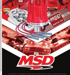 msd ignition 1978 ford 460 wiring diagram [ 1189 x 1490 Pixel ]