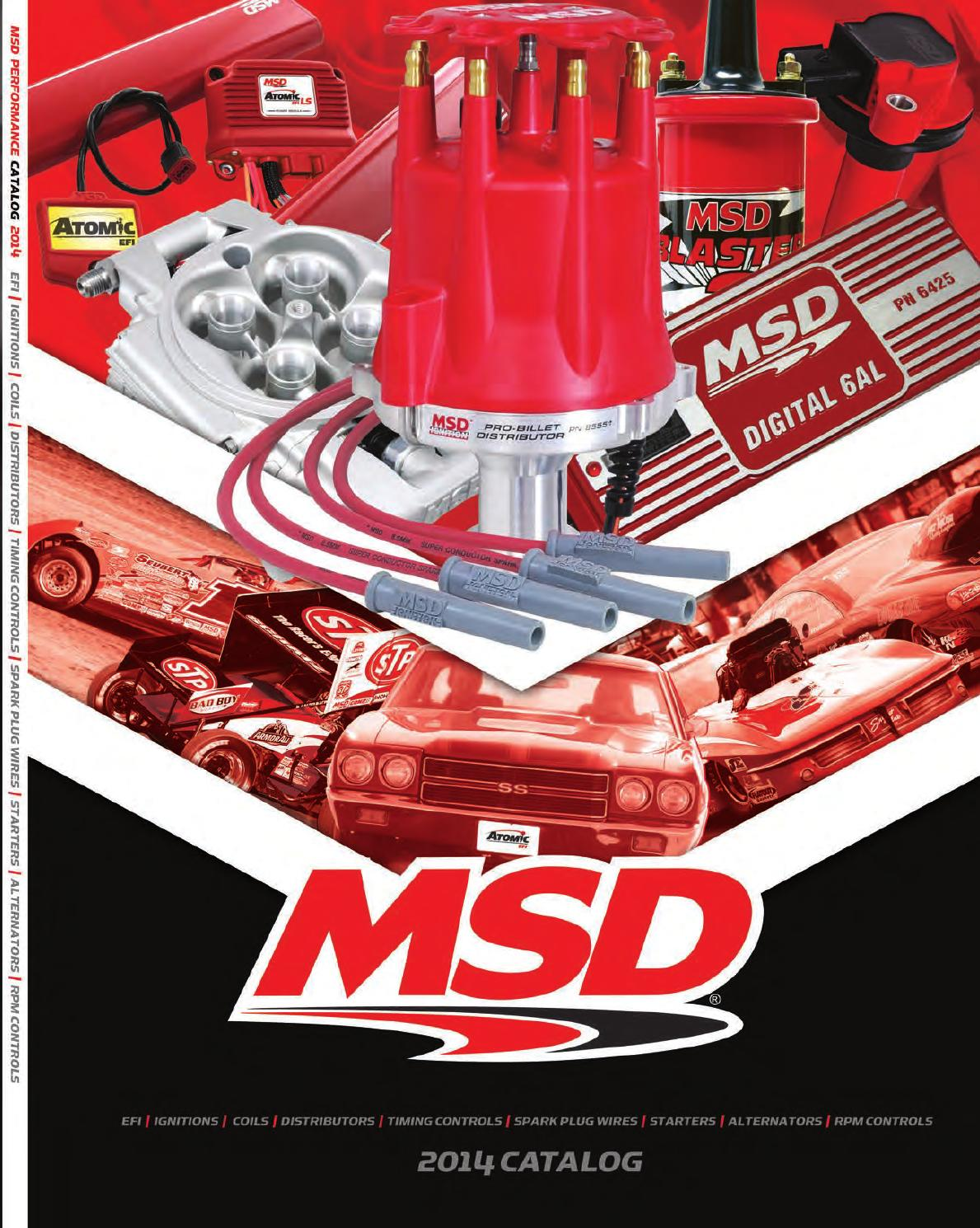hight resolution of msd ignition 1978 ford 460 wiring diagram
