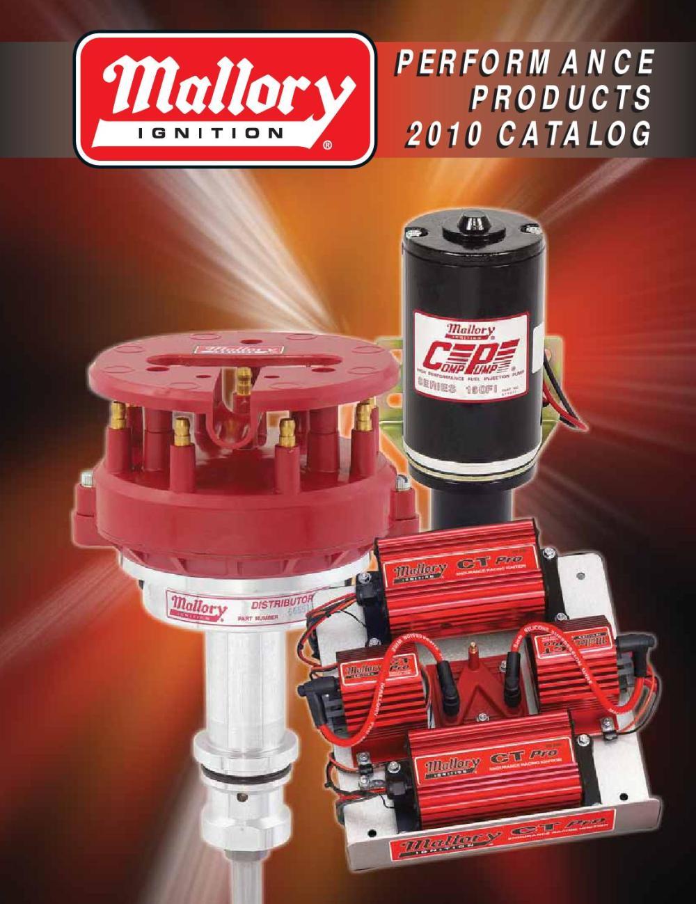 medium resolution of mallory hyfire ignition wiring diagram