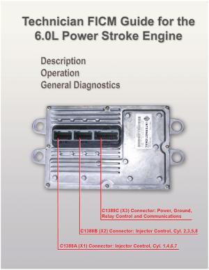 6 0l fuel injection control module tech guide by Luis