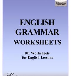 101 English Grammar Worksheets for English Learners by Billgreen54 - issuu [ 1496 x 1156 Pixel ]