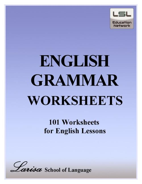 small resolution of 101 English Grammar Worksheets for English Learners by Billgreen54 - issuu