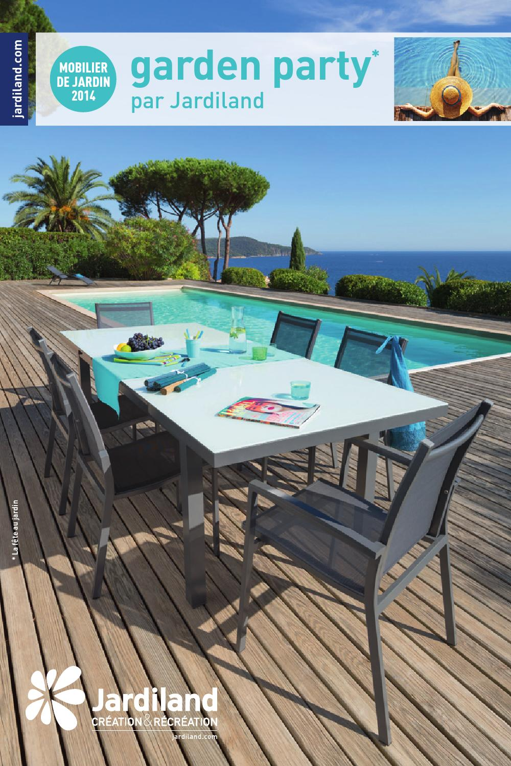 Petite Table De Jardin Jardiland Catalogue Jardiland Mobilier De Jardin 2014 By Joe Monroe Issuu