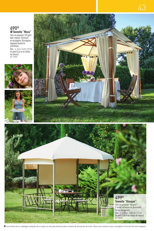 catalogue jardiland mobilier de