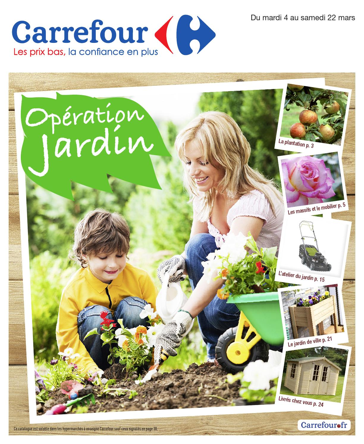 catalogue carrefour 4 22 03 2014 by