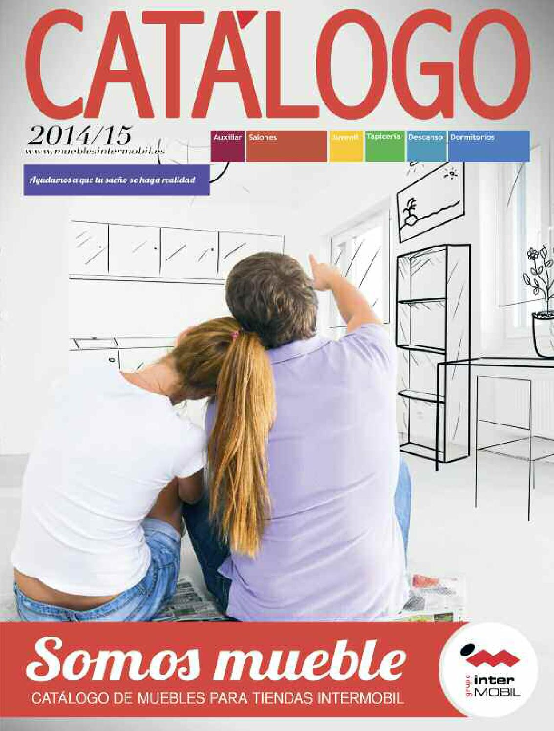 Muebles Salteras Catalogo Catalogo Muebles Intermobil By Misfolletos Misfolletos