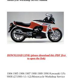 1984 1990 kawasaki gpz 900r zx900 a1 a2 motorcycle workshop1984 1990 kawasaki gpz 900r [ 1058 x 1497 Pixel ]