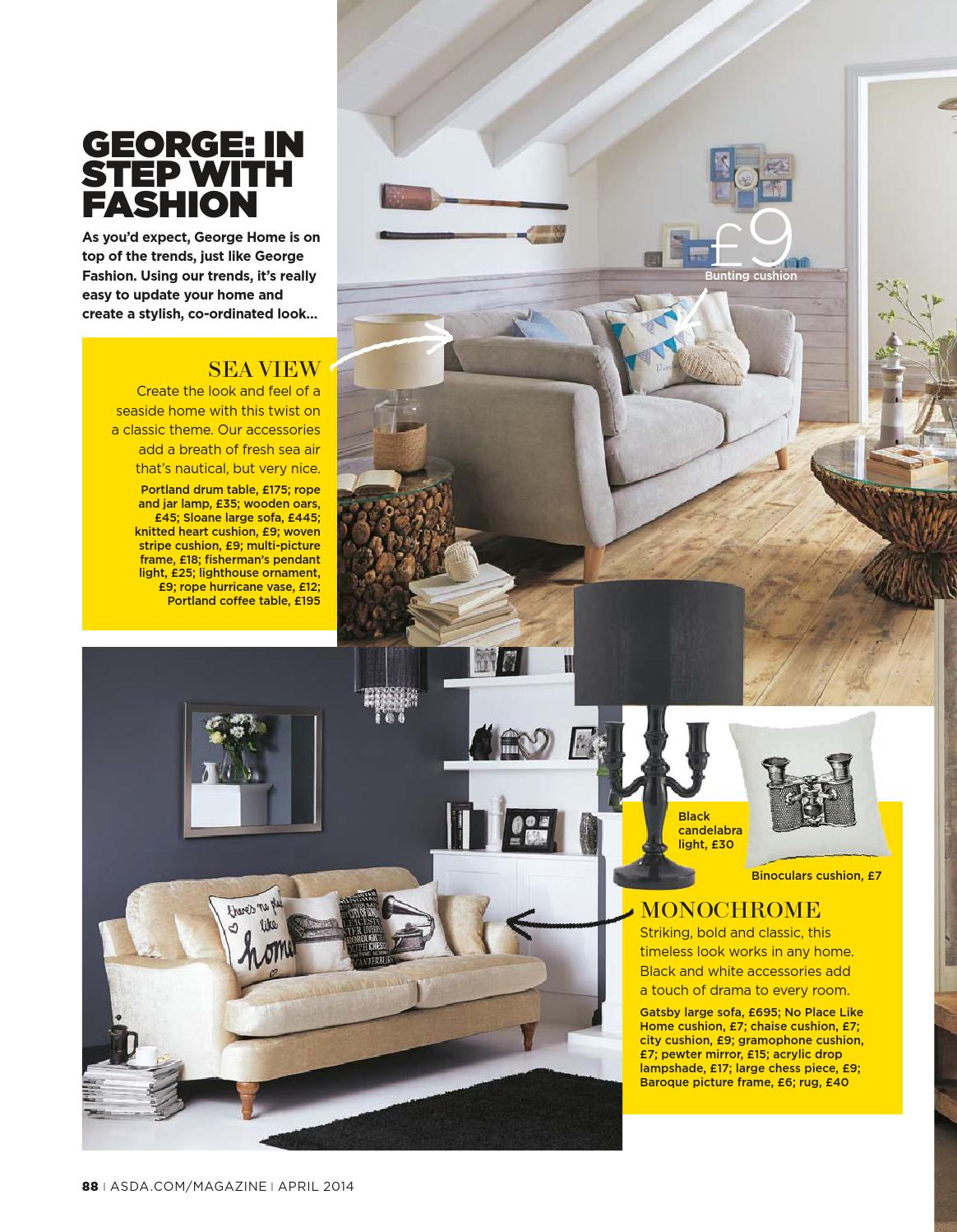 sloane sofa asda electric recliner motor magazine april 2014 by issuu