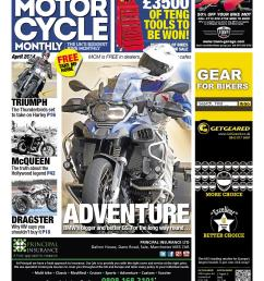 motor cycle monthly april 2014 full edition by mortons media group ltd issuu [ 1144 x 1486 Pixel ]