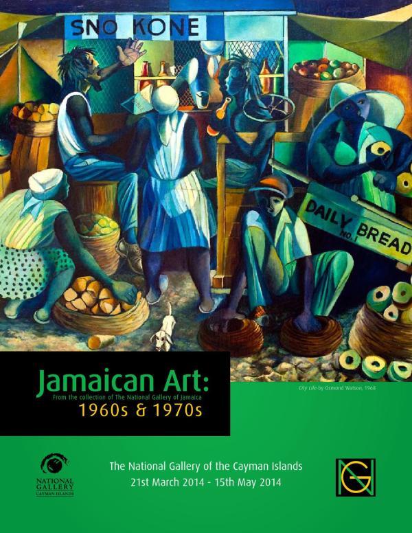 Jamaica National Gallery of Art