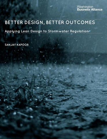 Better Design Better Outcomes by Sanjay Kapoor  Issuu