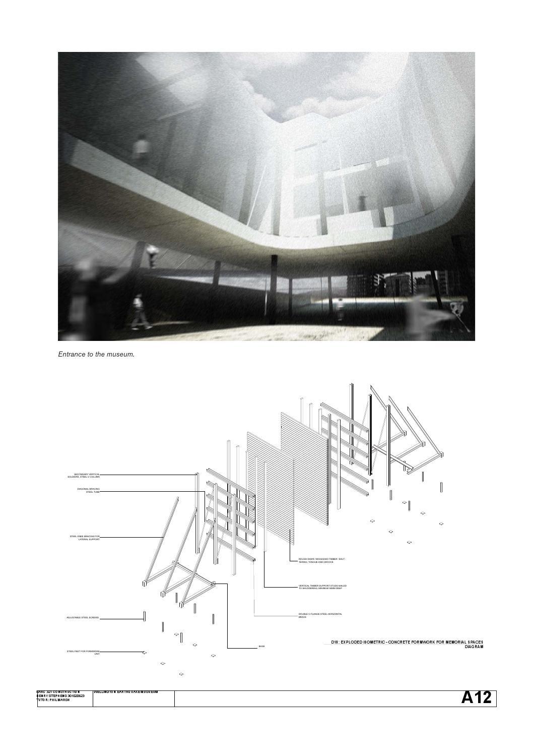 hight resolution of henry stephens graduate architecture portfolio