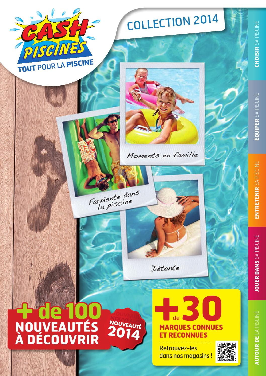 Cash Piscine Sollies Pont : piscine, sollies, Piscines, Catalogue, Octave, Issuu