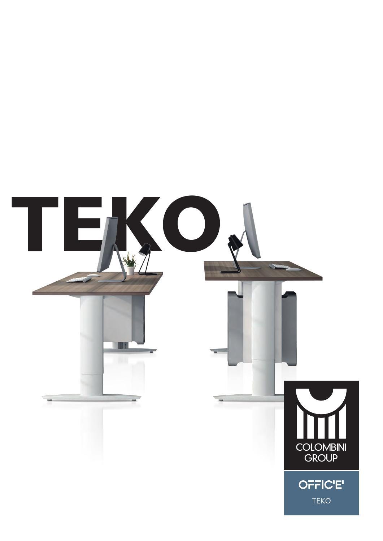 Colombini  Offic TEKO 2014 by beppe calderoni