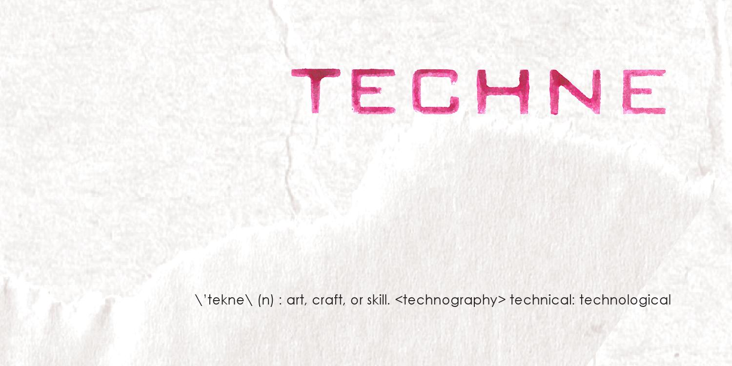 Techne 2014 by Buffalo School of Architecture and Planning