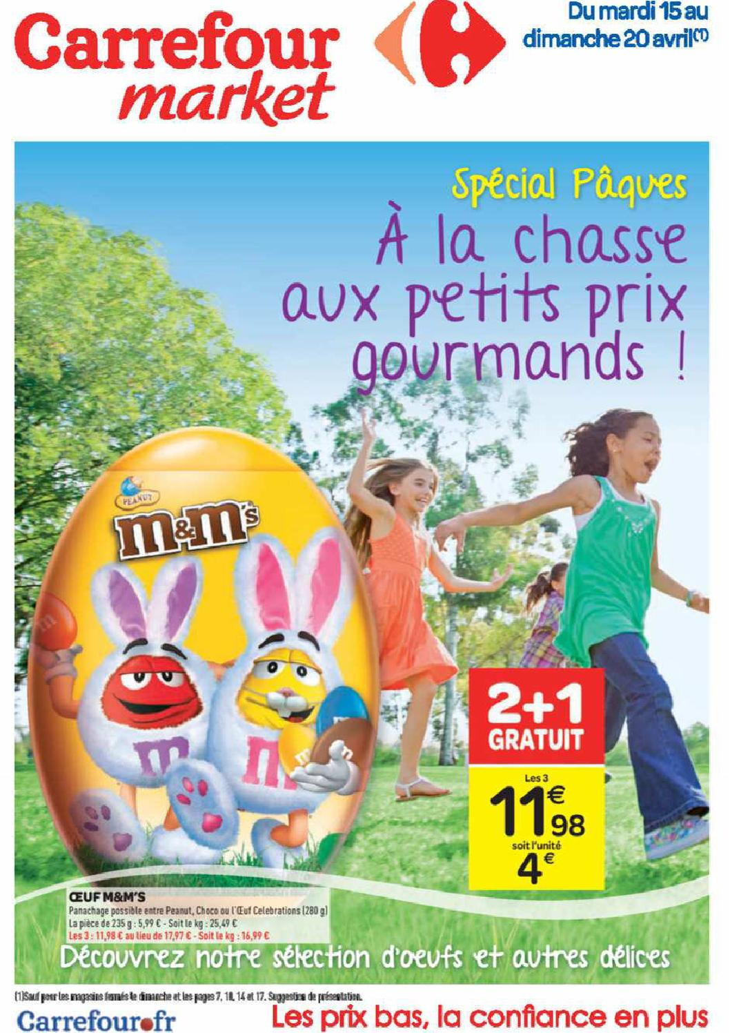 Catalogue Carrefour Market Anti Crise : catalogue, carrefour, market, crise, Catalogue, Carrefour, Market, Avril, Anti-Crise.fr, Issuu