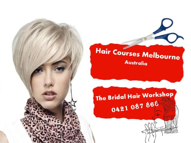 hair courses melbourne by the bridal hair workshop - issuu